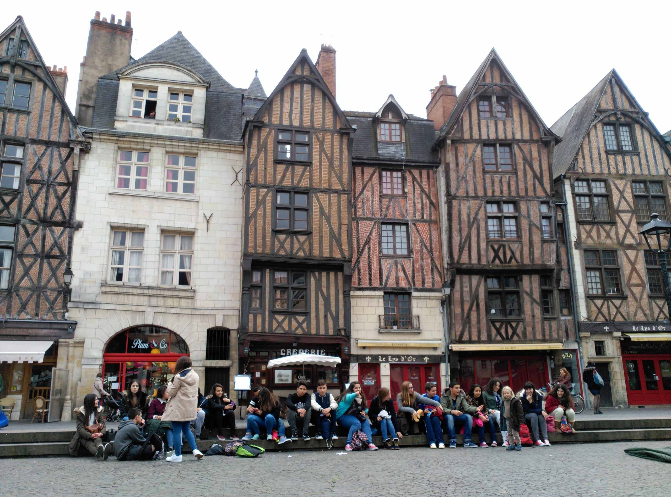 XVIIème échange Saint-Sylvain d'Anjou-Vícar